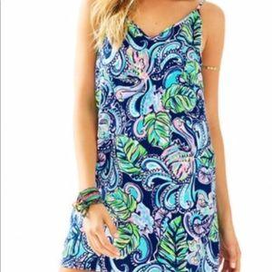 Lilly Pulitzer Lela silk dress